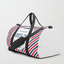 Mr. Moustache Barber Shop Duffle Bag
