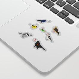 Birds of Ontario Sticker