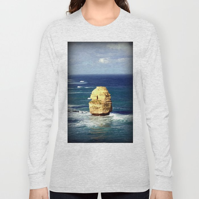 Limestone Rock Long Sleeve T-shirt