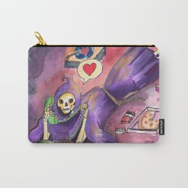 deathing in love Carry-All Pouch