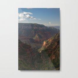 North Rim Grand Canyon Metal Print