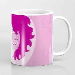 Curl Boss Coffee Mug