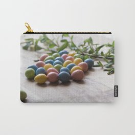 Easter Eggs 15 Carry-All Pouch