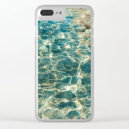 Cristal clear Clear iPhone Case