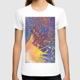 49 Sol   Abstract Artwork T-shirt