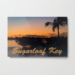 Sugarloaf Key Metal Print