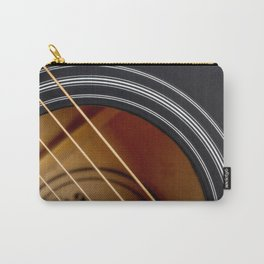 Guitar String Abstract 4 Carry-All Pouch