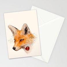 Fox VI Stationery Cards