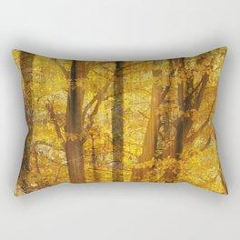 Woodland Chaos Rectangular Pillow