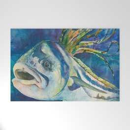 Roosterfish Welcome Mat