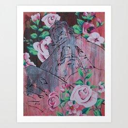 Ugolino Art Print