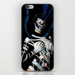 Space Cadet iPhone Skin
