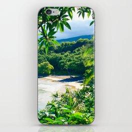 Hamoa Beach Hana Maui Hawaii iPhone Skin