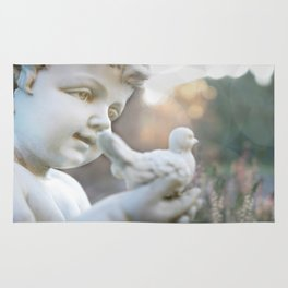 A Angel is Hope Rug