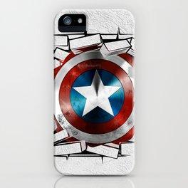 Break Captain! iPhone Case