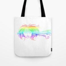 Arrow Head (Rainbow) Tote Bag