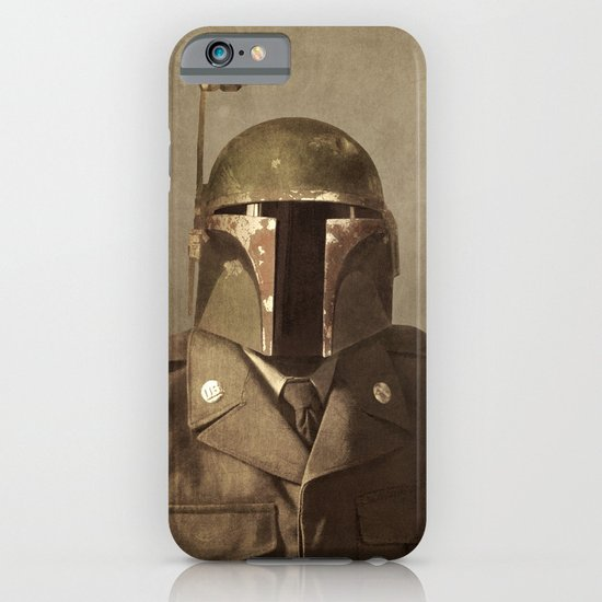General Fettson iPhone & iPod Case