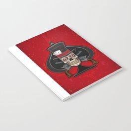 Dead Man's Hand Notebook