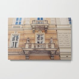 Innere Stadt - Vienna, Austria - #14 Metal Print