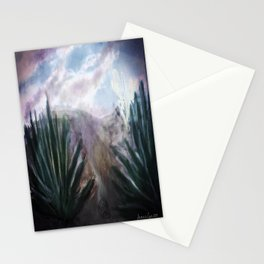 Desert Hills of Life and Death Stationery Cards