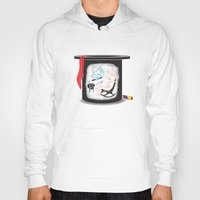 holiday Hoodies featuring Holiday by Matisse Lin