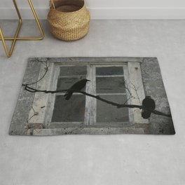 The Window Dressing Rug