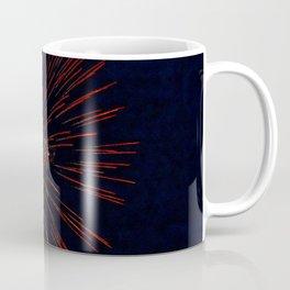 Marina Fireworks 2018 view 2 Coffee Mug