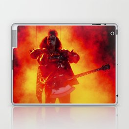 The Demon Rises Laptop & iPad Skin
