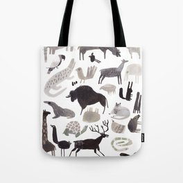 animaletti Tote Bag
