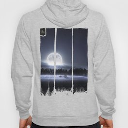 When the moon wakes up Hoody