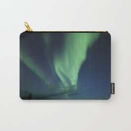aurora borealis Carry-All Pouch