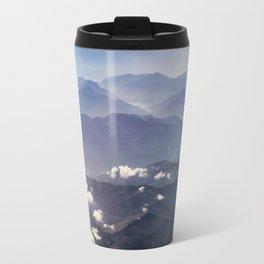 Alps view Travel Mug