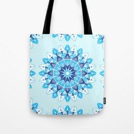 Mandala V Tote Bag