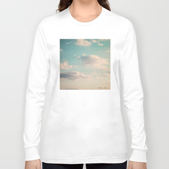 An endless affair with the upper atmosphere Long Sleeve T-shirt