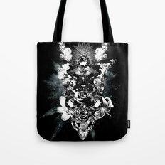 Orchids & Diamonds Tote Bag