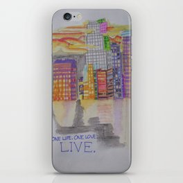 City of Angels. iPhone Skin