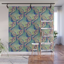 Old World Design Wall Mural