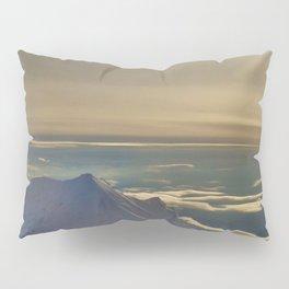 At the Top of Denali Pillow Sham