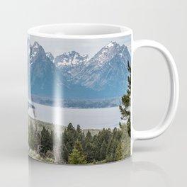Grand Tetons National Park Coffee Mug