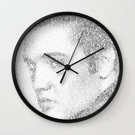 Elvis: Suspicious Minds Wall Clock