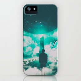 LIGHT OF HOPE #2 iPhone Case