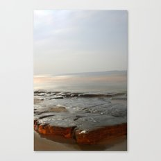 gods foot Canvas Print