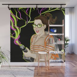Abby Yates, Ghostbusters 2016 Wall Mural