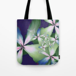 Flowers From The Digital Studio Tote Bag