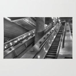 The Escalator Rug