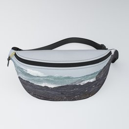 Late Winter Surf Fanny Pack