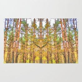 Guardian of the Woods Rug