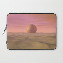 Desert Dream of Geometric Proportions Laptop Sleeve