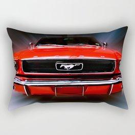 Mustang Sally Rectangular Pillow