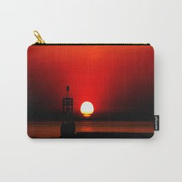 Another Sunset  Carry-All Pouch